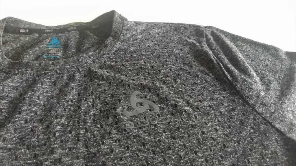 Le t-shirt Odlo Millenium Linencool: pour un confort plus frais