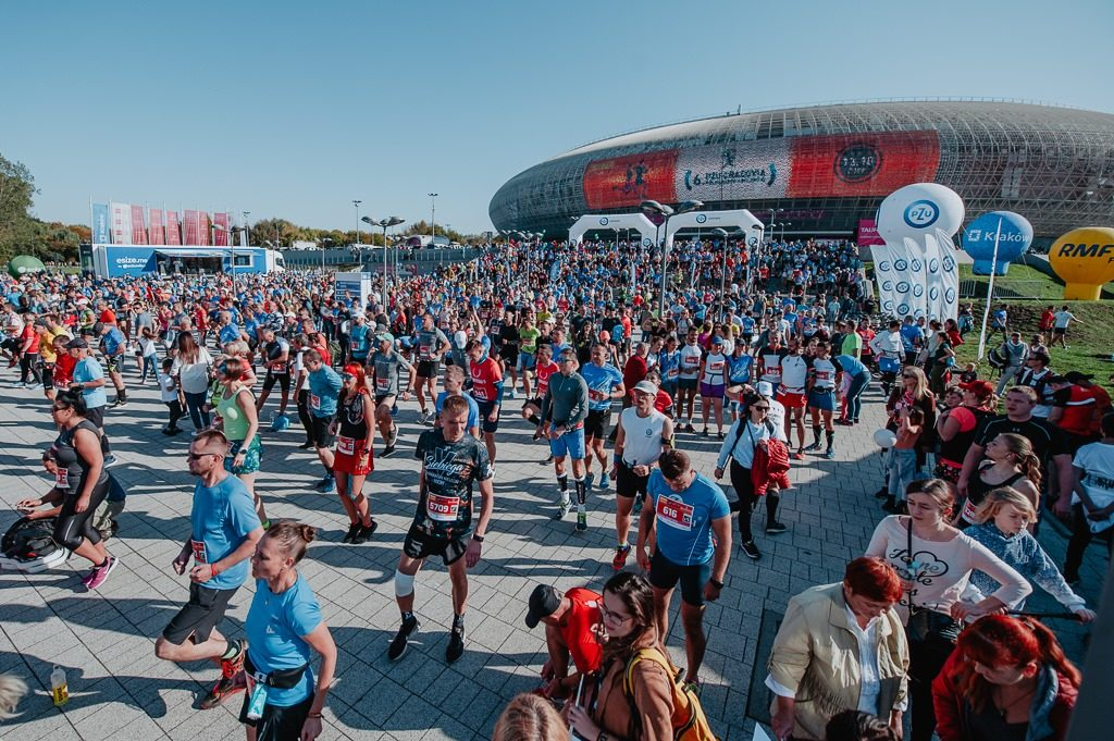 Semi marathon de Cracovie