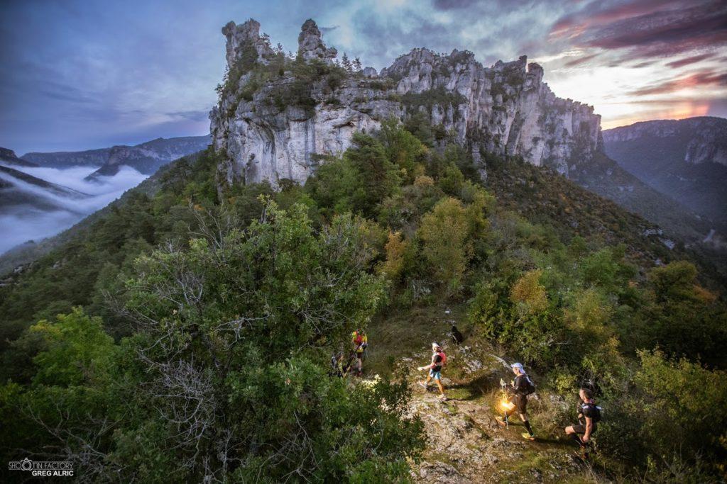 Dans les Causses de l'Aveyron