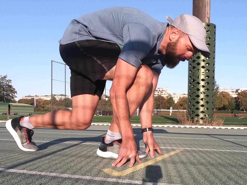 Test de la chaussure de running