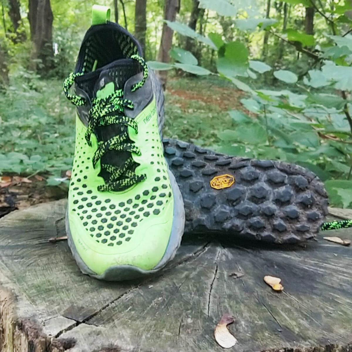 chaussures trail new balance avis