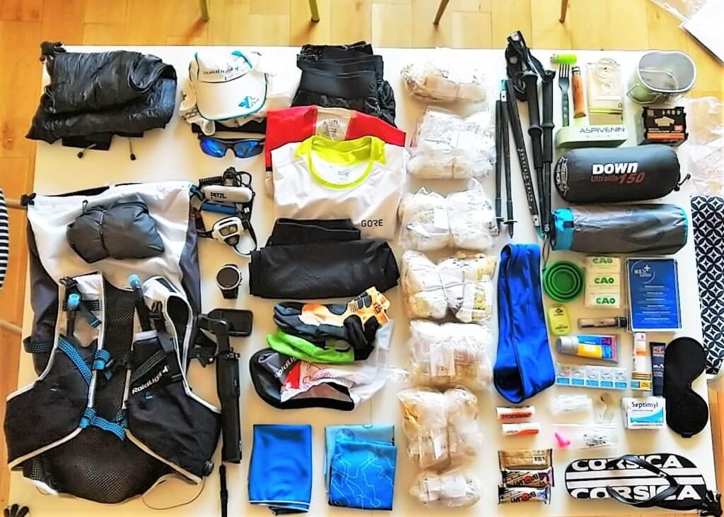 MDS: votre équipement pour le marathon des sables ou votre course dans le désert