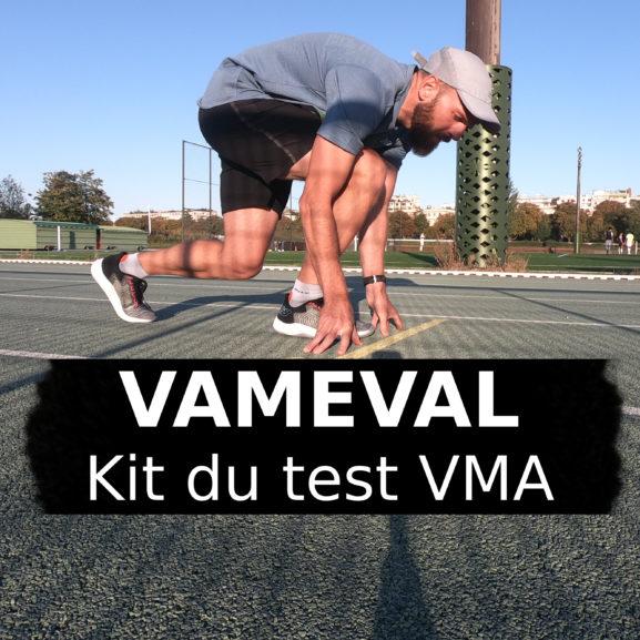 Kit du test VMA VAMEVAL