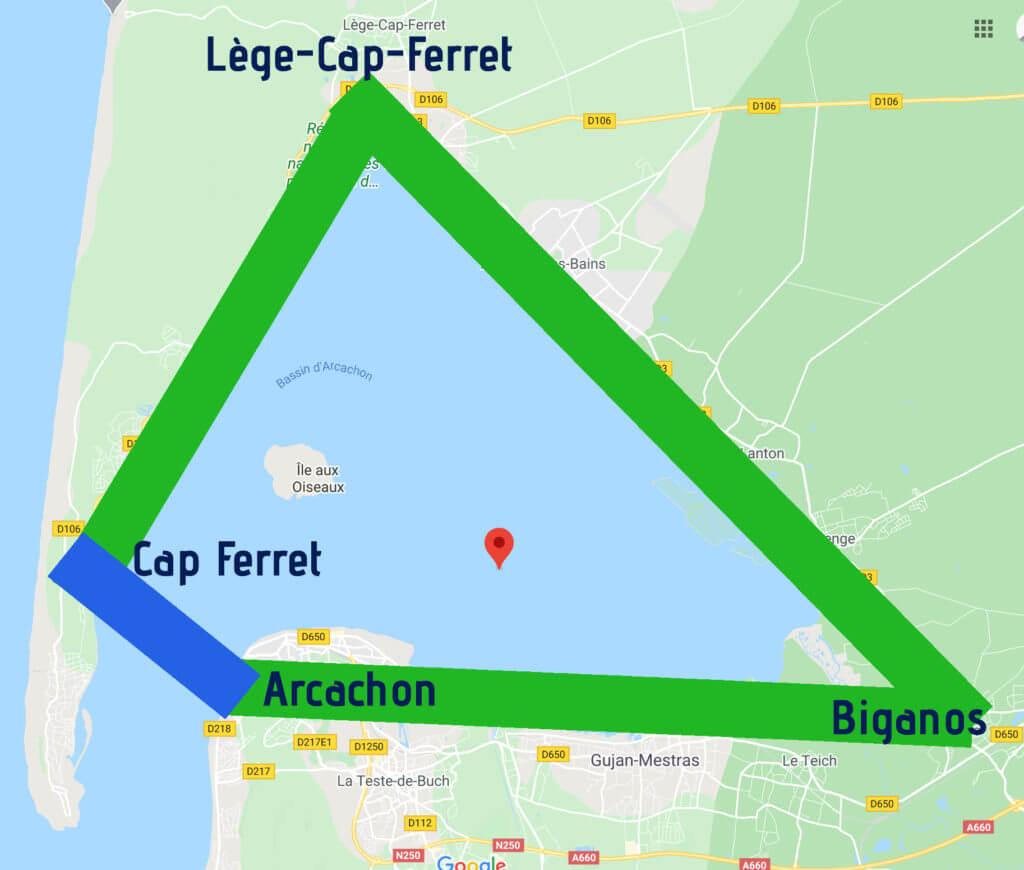 Le Grand Tour du Bassin d'Arcachon