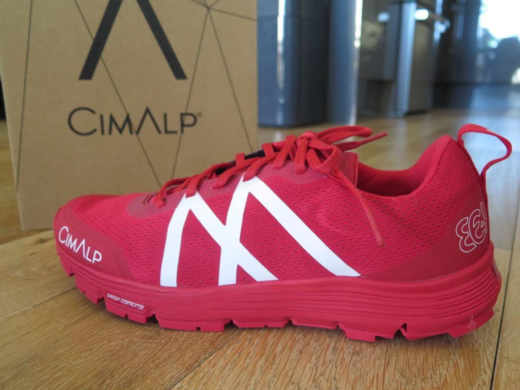 Chaussure de trail Cimalp