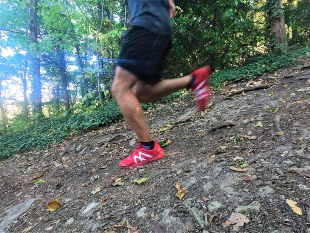 Test des chaussures de trail Cimalp 864 Drop Evolution
