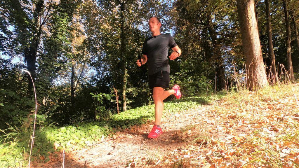 Test et avis de la chaussure de trail Cimalp