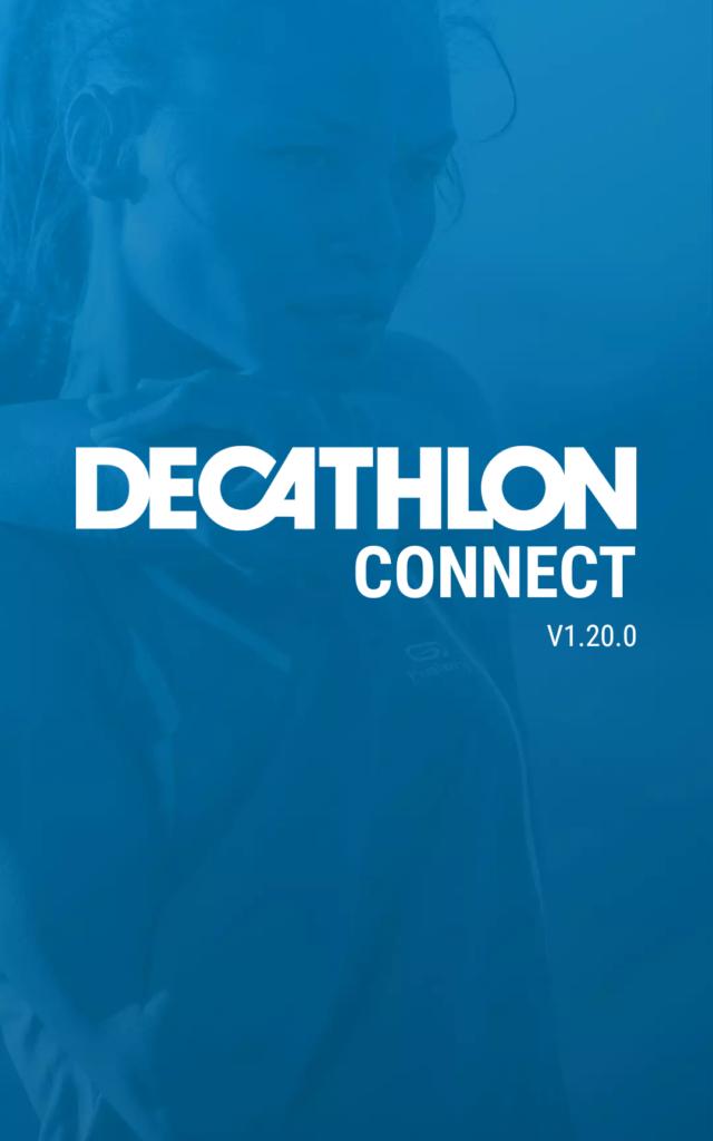 L'application Décathlon Connect