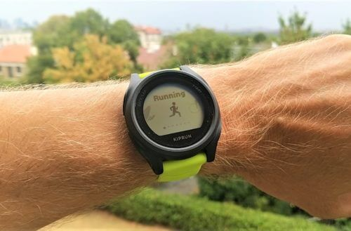 Kiprun GPS 550: test et avis