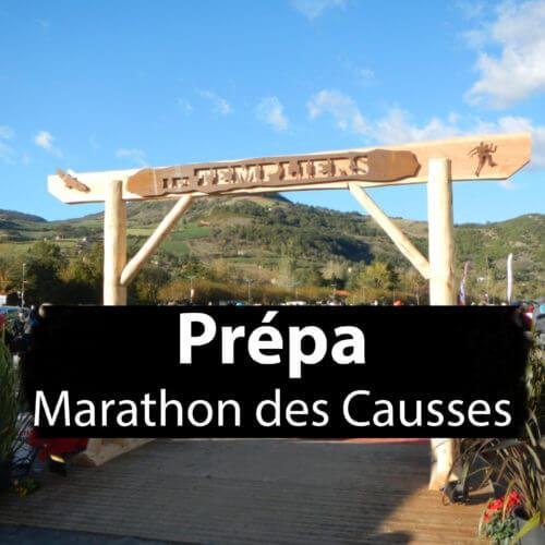 Programme d'entrainement Marathon des Causses