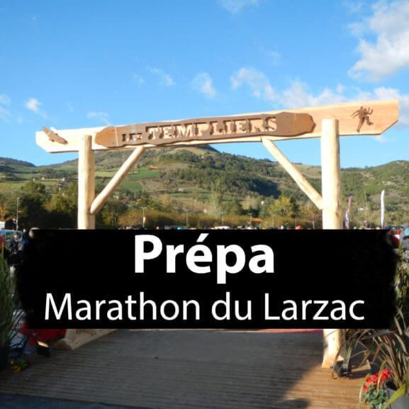 Programme d'entrainement Marathon du Larzac