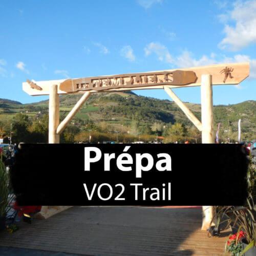 Programme d'entrainement VO2 Trail
