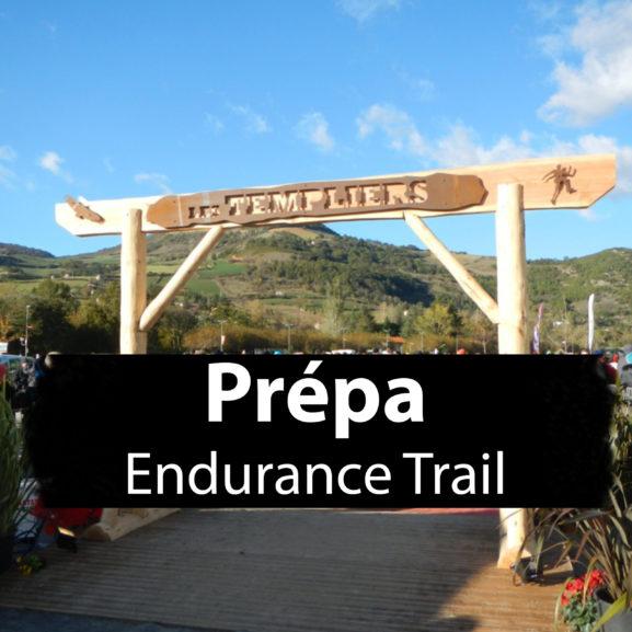 Programme d'entrainement Endurance Trail