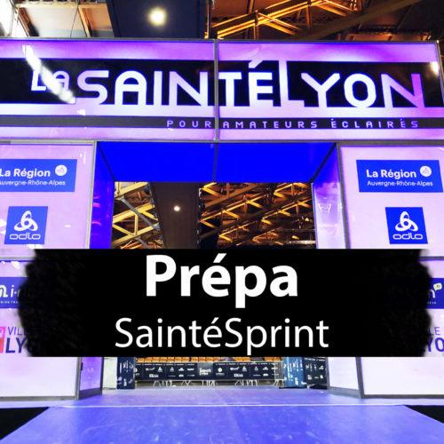 programme d'entrainement SaintéSprint