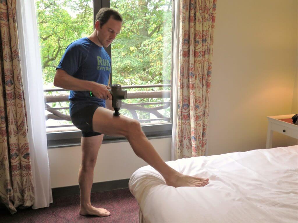 Avis sur le pistolet de massage pour la récupération