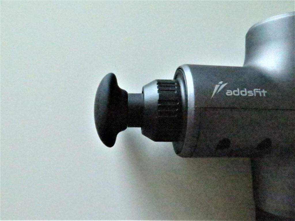 Pistolet de massage Addsfit: l'embout Dampener