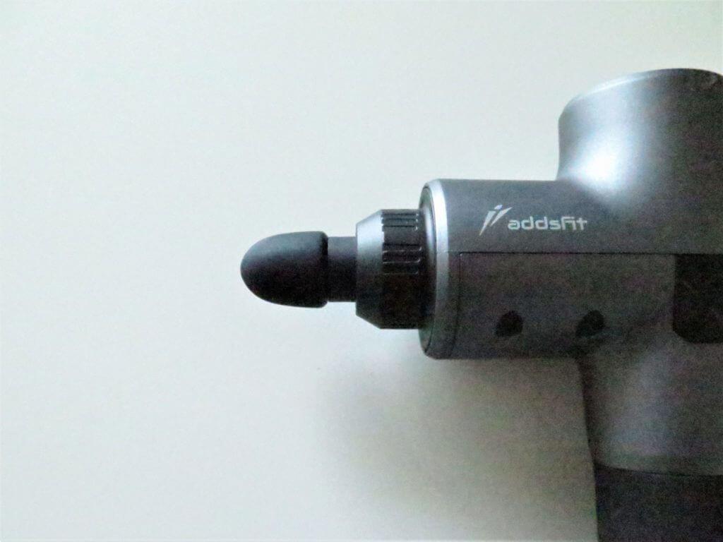 Pistolet de massage Addsfit: l'embout Thumb