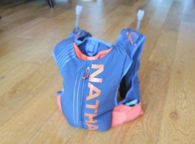 Test et avis du sac de trail (gilet) VaporKrar 2 de Nathan