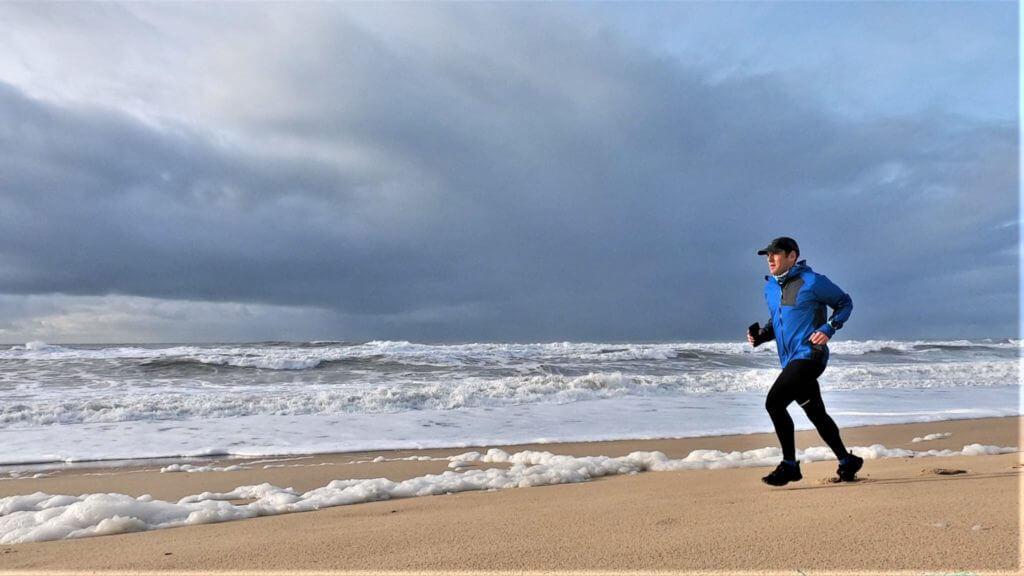 Test de la Merrel MQM Flex 2 GTX sur le sable