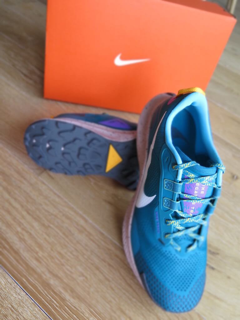 Nike: chaussures de trail