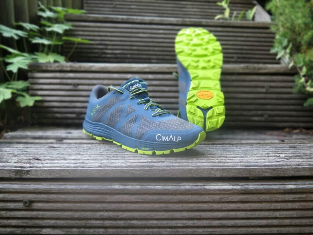 X-Trail: les nouvelles chaussures de Cimalp