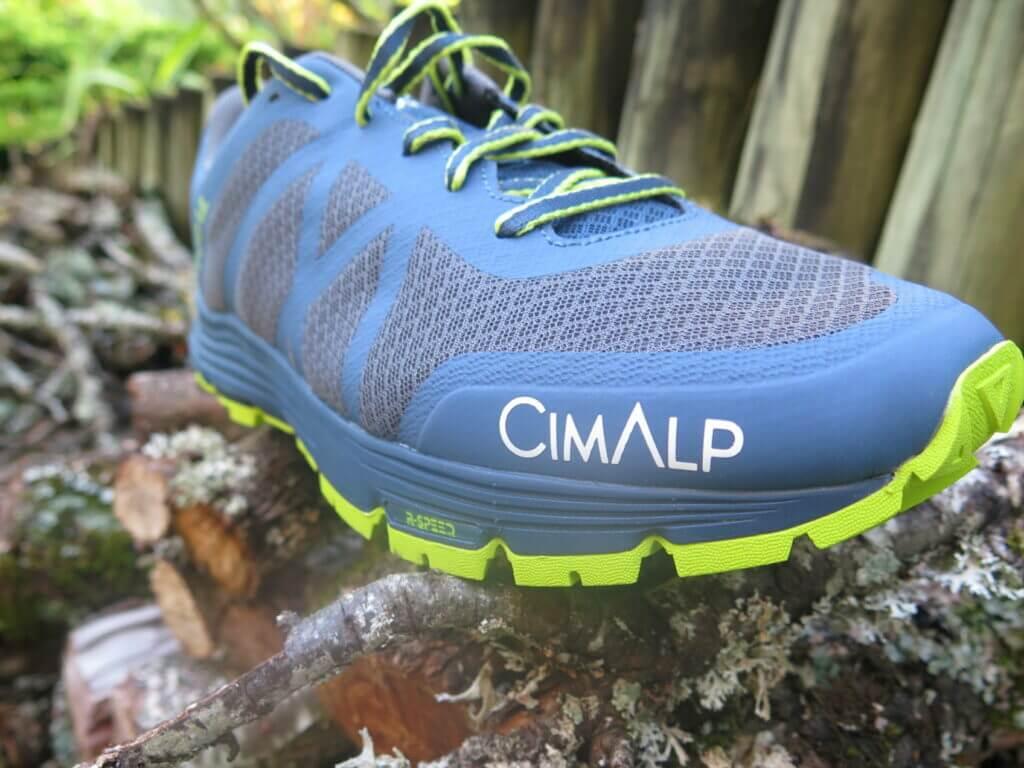 Cimalp X-Trail: un mesh respirant