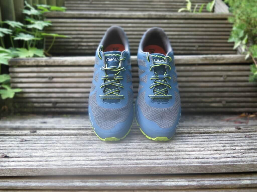Nouvelles chaussures de trail de Cimalp